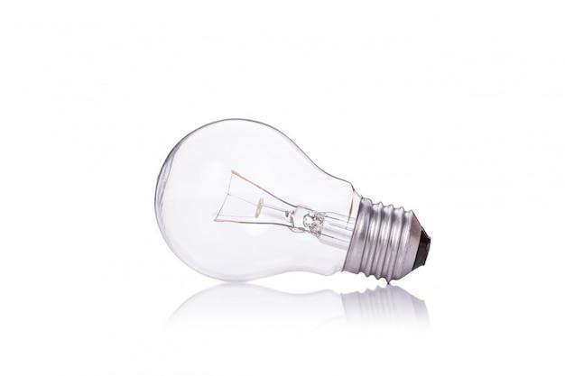 Clear home light bulbs. Premium Photo