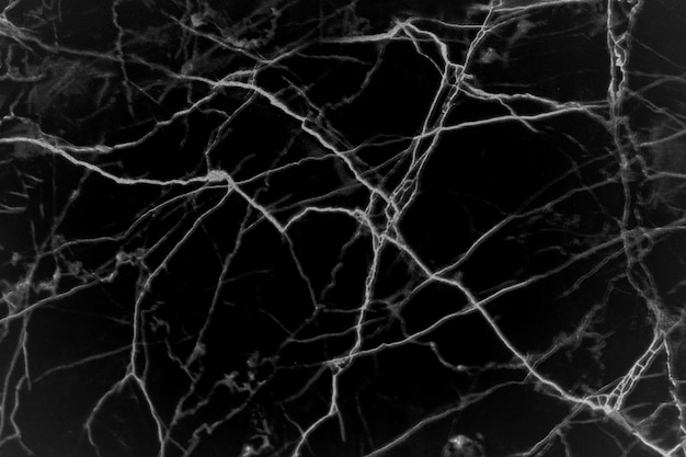 Close up of a black marble background Free Photo