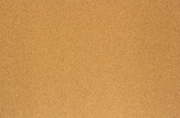 Close-up of brown cork board texture background Premium Photo