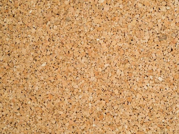 Close-up brown cork texture Free Photo
