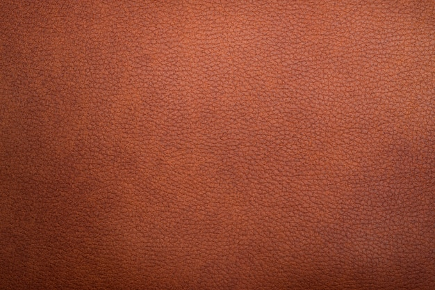 Close up of brown leather Premium Photo