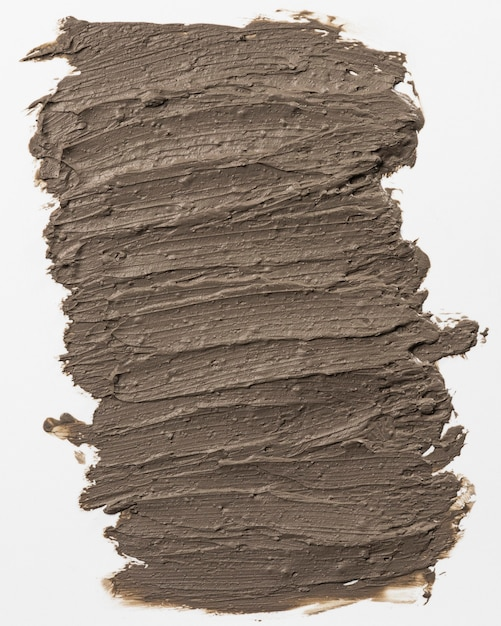 Close up of clay texture Free Photo
