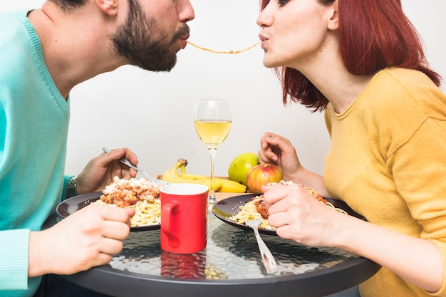 """Image result for sharing a meal with couple"""""""