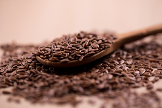 Flax Seeds for healthy skin