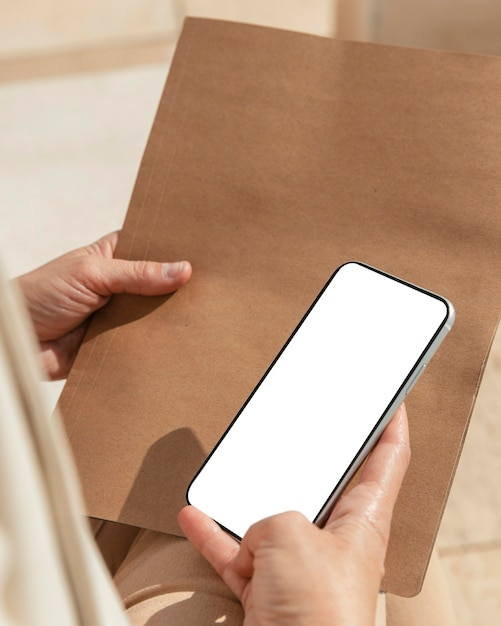 Держатель руки крупным планом Бесплатные Фотографии