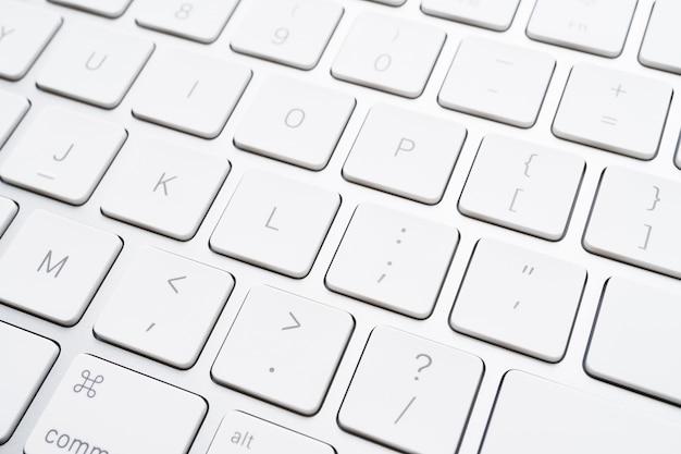 Close up keyboard button Free Photo