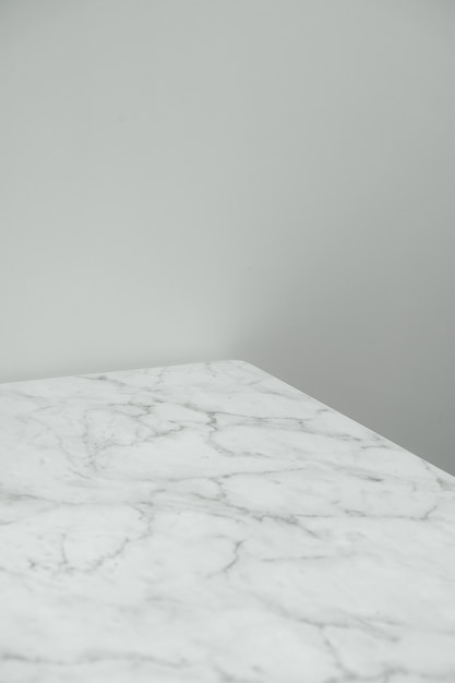 Close-up of marble table Free Photo