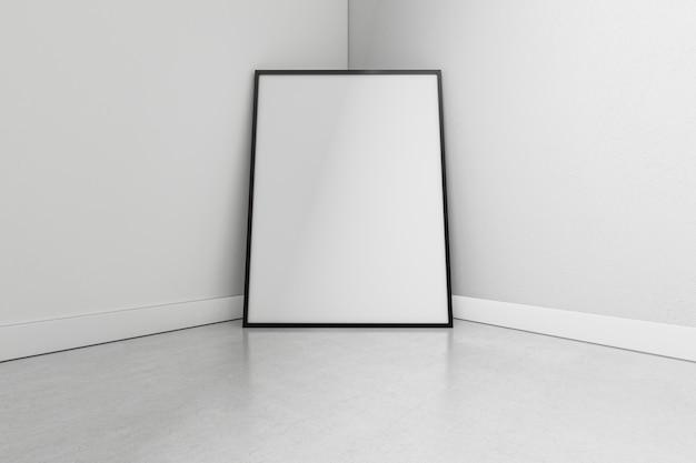 Минималистичный дизайн интерьера с рамкой Бесплатные Фотографии