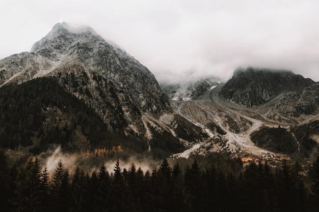 Primo piano, montagne Foto Gratuite