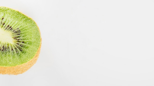 Close up of fresh kiwi fruit on white background 23 2147882105