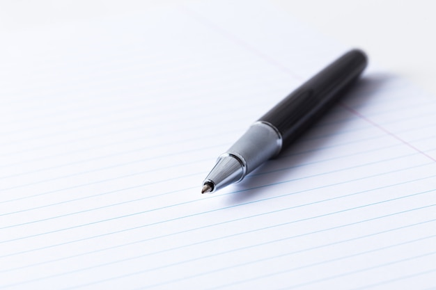 Close-up of  pen Premium Photo