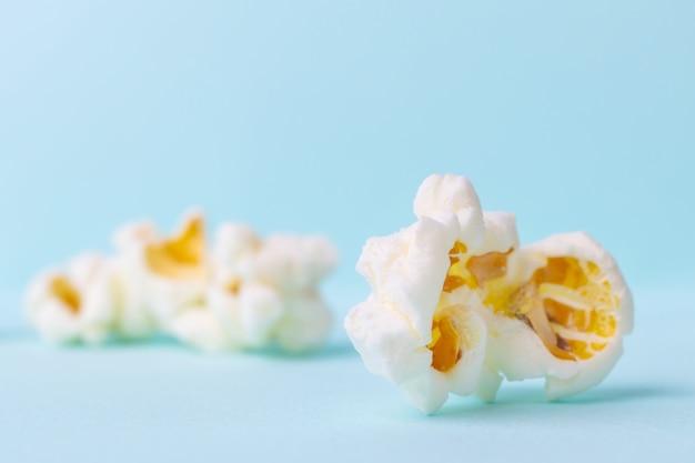 Close up of popcorn Premium Photo