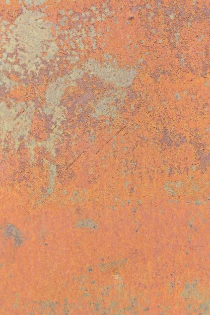 Close up rusty metal plate background Premium Photo