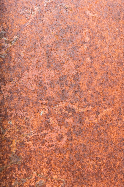Close up rusty metal plate background Premium Photo