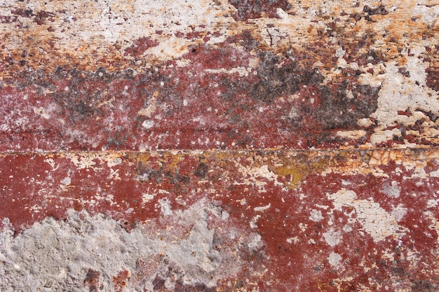 Close-up of rusty metal surface Free Photo