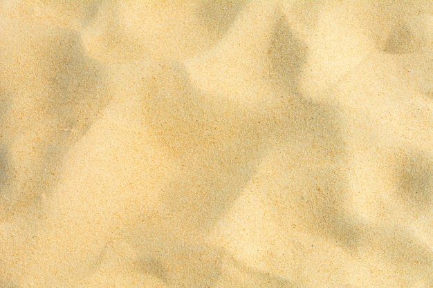 Premium Photo Close Up Sand Texture On The Beach As Background
