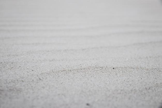 砂を閉じて Premium写真