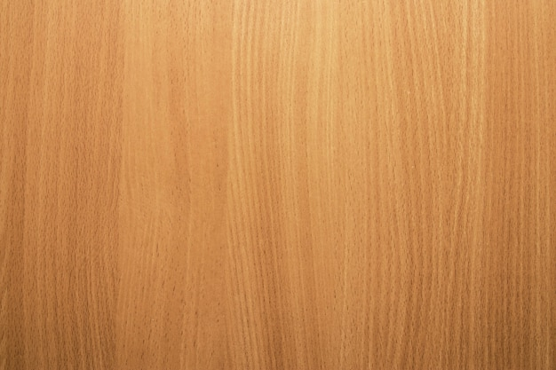 Close-up of a smooth hardwood floor Free Photo