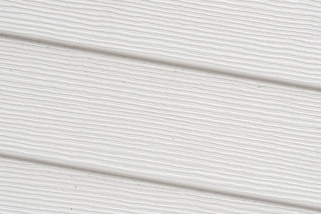 Close-up of white wood wall Free Photo
