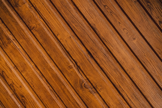 Close up of wood planks Free Photo
