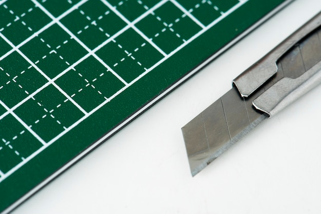 Closeup of cutter Free Photo