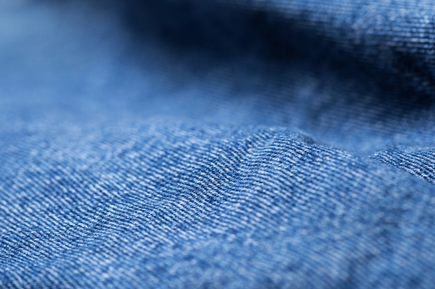 Closeup of jeans Free Photo