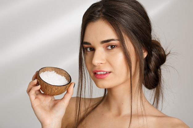 Nude Spa Girl Stock Photos, Pictures & Royalty-Free Images