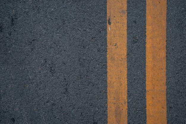 Closeup road texture Premium Photo