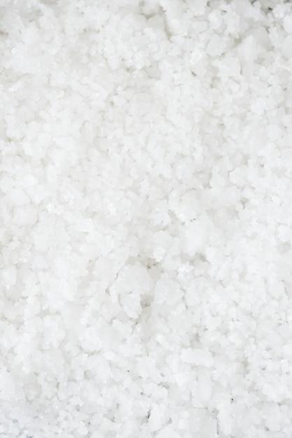 Closeup of salt texture Free Photo