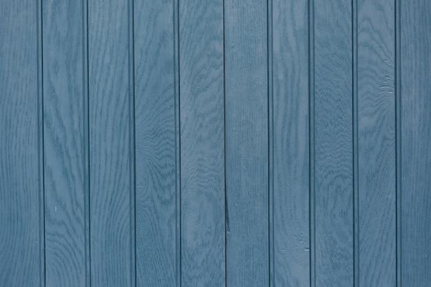 블루 판자 나무 배경의 근접 촬영 샷 무료 사진
