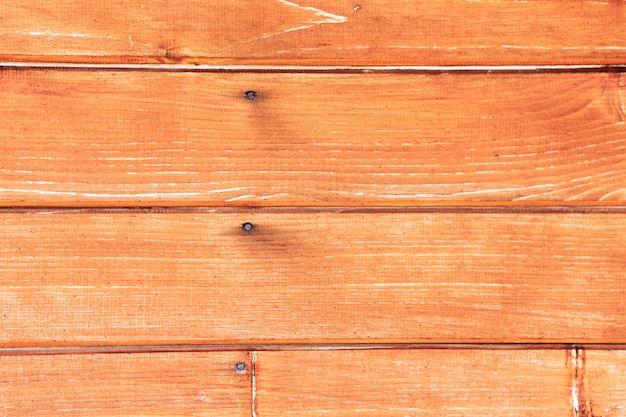 Colpo del primo piano di uno sfondo di parete in legno Foto Gratuite
