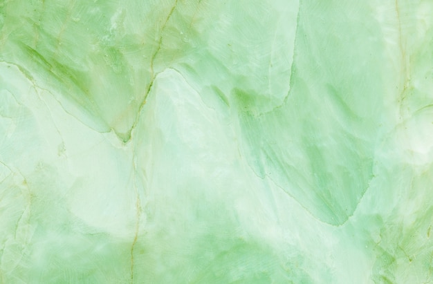 Closeup surface marble pattern at green marble stone wall texture background Premium Photo