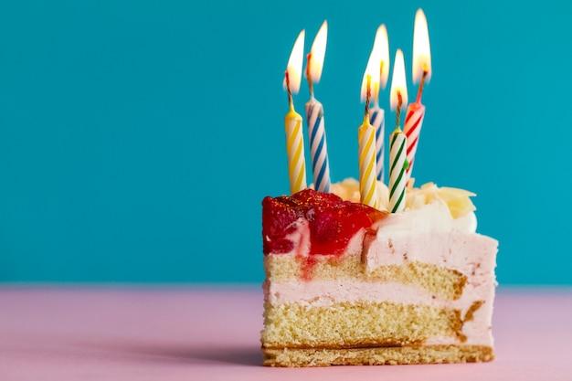 Cool Closeup Of Tasty Beautiful Appetizing Elegant Piece Of Birthday Personalised Birthday Cards Petedlily Jamesorg