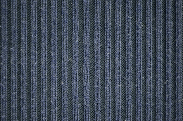 Cloth knitted cotton, wool texture Premium Photo