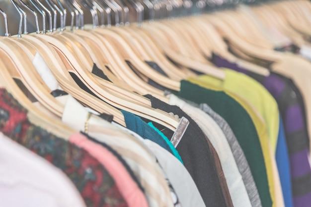Clothes retail Free Photo