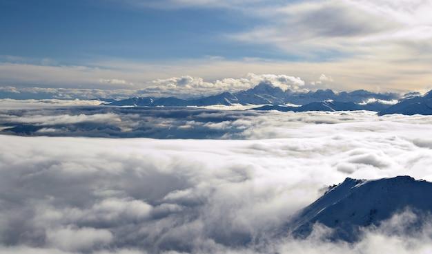 高山弧のcloudscape Premium写真