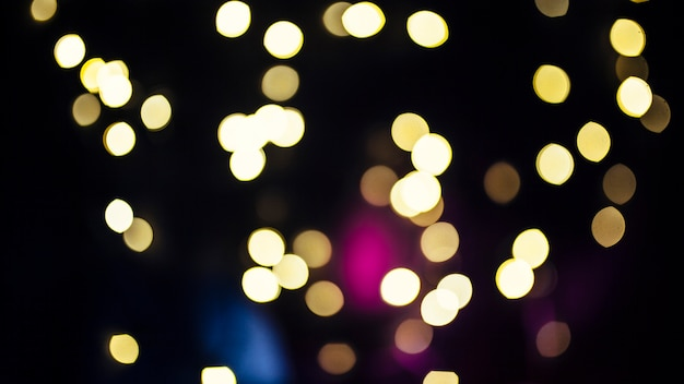 cluster of bright lights photo free download