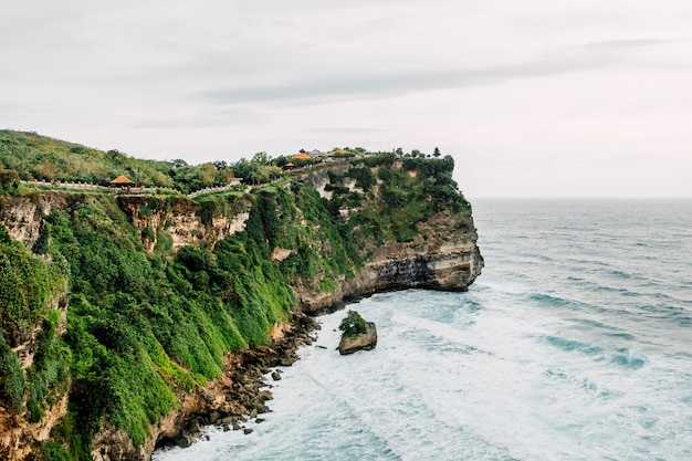 Coastline of bali Free Photo