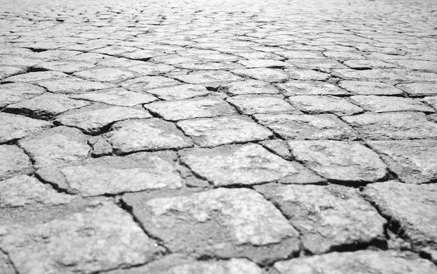 Cobblestone road Free Photo