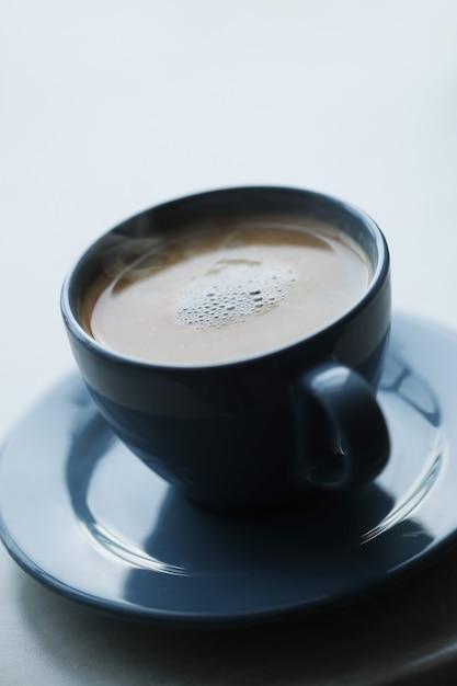 Чашка кофе с горячим кофе Бесплатные Фотографии