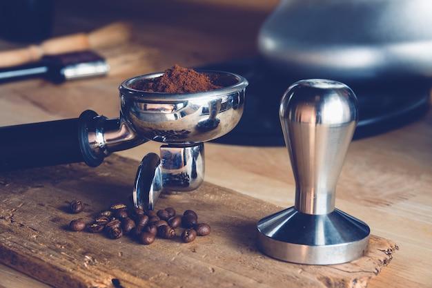 Coffee device Premium Photo