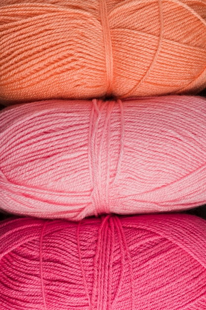 Coil wool thread Free Photo