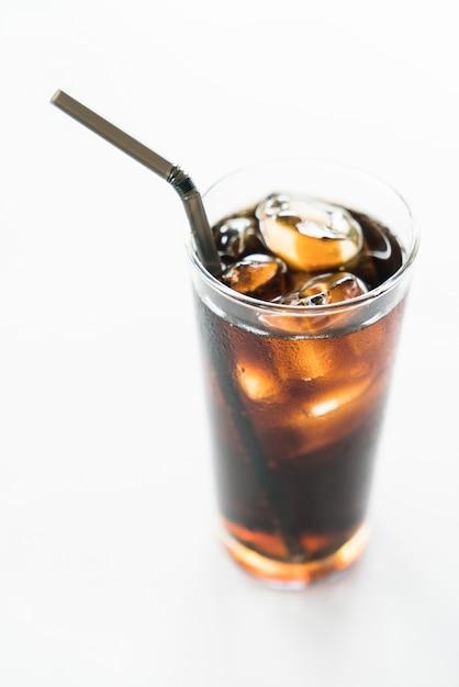 Coke glass Free Photo