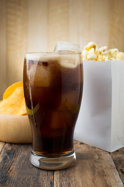 Cola Premium Photo