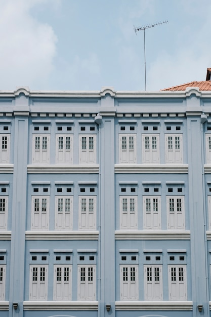 Colonial style building Free Photo