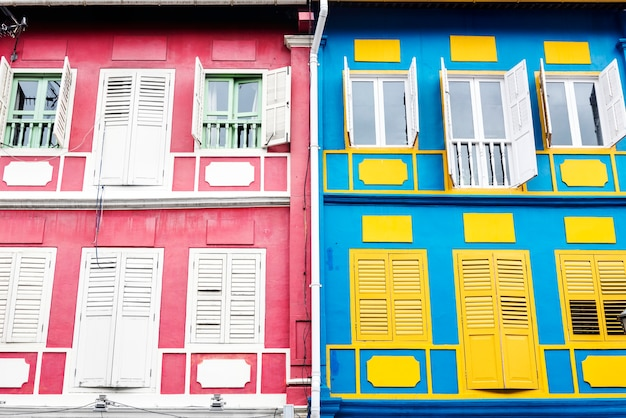 Colorful apartment Free Photo