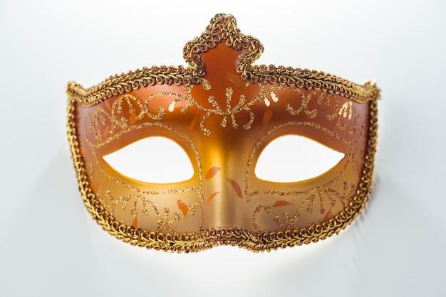 Colorful beautiful carnival mask Free Photo