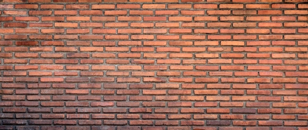 Colorful brick wall is a block texture background Premium Photo