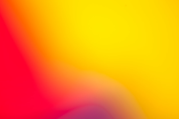 Colorful bright background in gradient Free Photo
