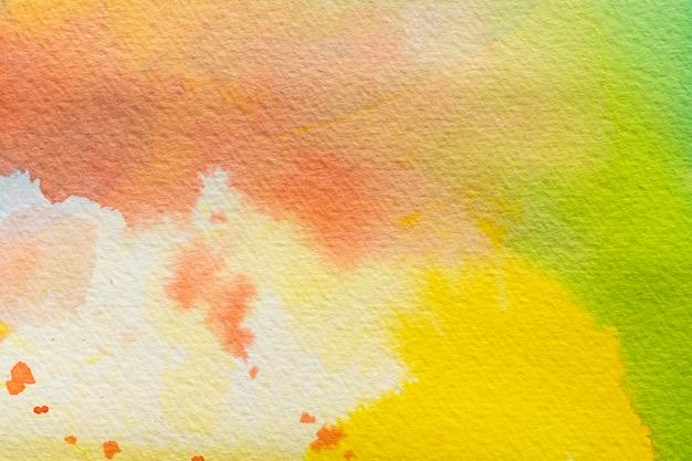 Красочная копия пространства акварель фон Бесплатные Фотографии